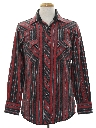 Mens Plaid CPO Style Flannel Shirt Jacket