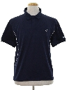 Mens Tennis Knit Shirt
