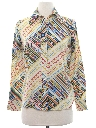 Womens Hippie Western Shirt