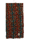 Womens Embroidered Hippie Maxi Skirt