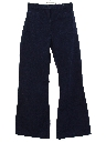 Womens Navy Issue Bellbottom Jeans Pants