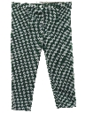Womens Cropped Knit Pants