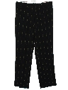 Mens Western Style Slacks Pants