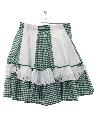 Womens Square Dance Skirt