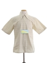 Mens Mod Sport Shirt
