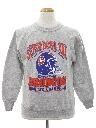 Mens Totally 80s Sports Sweatshirt