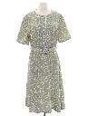 Womens Secretart Dress