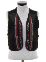 Womens Hippie Leather Vest