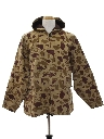 Mens Hunting Camouflage Jacket