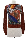 Womens Hippie Sweater