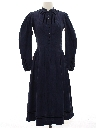Womens Victorian Style Dress