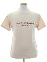Unisex Travel T-shirt