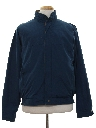 Mens Wind Breaker Style Zip Jacket
