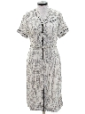 Womens Fab Forties Dress