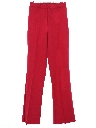 Womens Western Style Knit Flared Pants