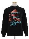 Unisex Totally 80s Sweatshirt