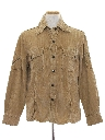 Mens Corduroy Shirt Jacket