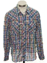 Mens/Boys Western Shirt