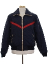 Mens Reversible Totally 80s Ski Jacket