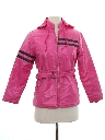 Womens Totally 80s Ski Jacket
