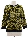 Womens Totallly 80s Sweater