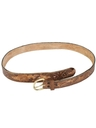 Mens Accessories - Western Leather Belt
