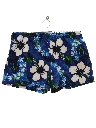 Womens Hawaiian Swim Shorts