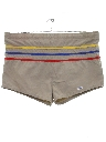 Mens Totally 80s Swim Shorts