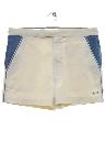 Mens Totally 80s Tennis Sport Shorts