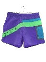 Mens Wicked 90s Swim Shorts