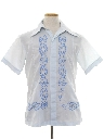 Mens Hippie Shirt