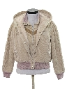 Womens Totally 80s Corduroy Jacket