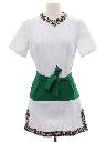 Womens Mod Knit Dress