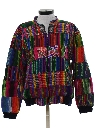 Womens Guatemalan Hippie Jacket