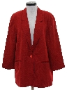 Womens Blazer Sport Coat Jacket