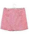 Womens Mod Mini Skort Shorts