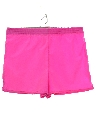 Mens Totally 80s Neon Sport Shorts