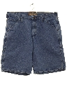 Mens Wicked 90s Denim Cargo Shorts
