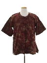 Mens Ethnic Hippie Style Shirt