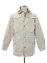 Mens Western Style Barn Jacket