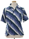 Mens Totally 80s Print Shirt