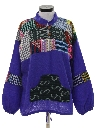 Womens Hippie Baja Style Jacket