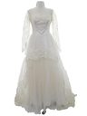 Womens Wedding Dress