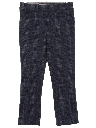 Mens Flared Leisure Pants