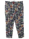 Mens Madras Golf Style Pants
