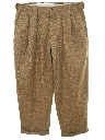 Mens Totally 80s Slacks Pants
