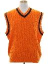 Mens Preppy Sweater Vest