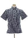 Mens Traditional Hawaiian Shirt