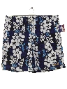 Mens Hawaiian Swim Shorts
