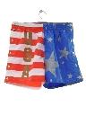 Mens Patriotic Sport Shorts